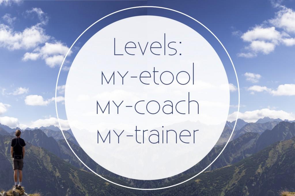 Certificaten bij ce levels werken met MY-etool en MY-coach
