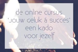 Online cursus Jouw Geluk & Succes - MY-etool