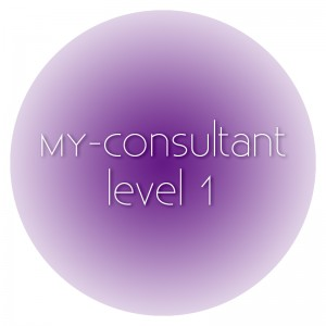 MY-consultant level 1 - Levels MY-consultants en MY-coaches