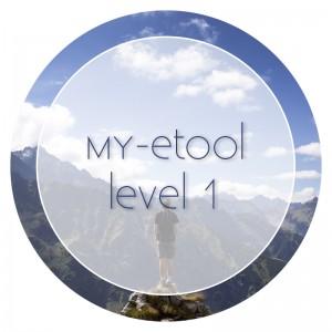 MY-etool level 1 Dit is het eerste level dat je bereikt bij MY-organization. De vereisten zijn...