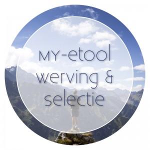MY-etool werving en selectie Dit is een level dat je bereikt bij MY-organization. De vereisten zijn...