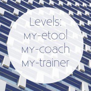 de levels MY-etool en MY-coaches