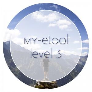 Dit is het derde level dat je bereikt bij MY-organization. De vereisten zijn: